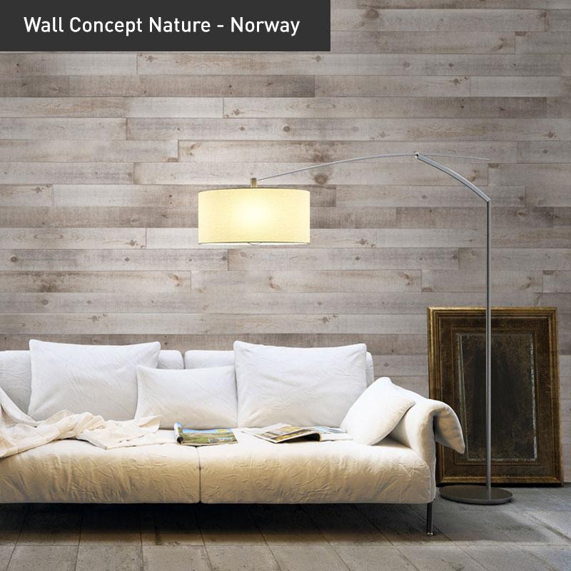 Shamrock Wall Concept Nature Norway decor