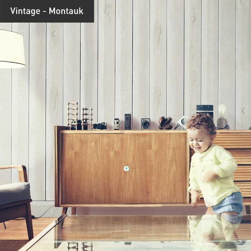 shamrock wood wall montauk