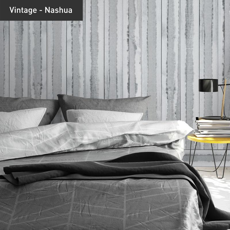 wall concept vintage wood nashua