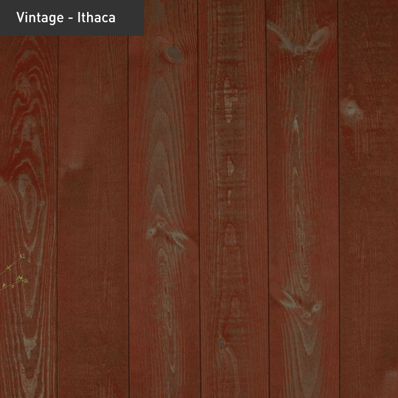 wall concept vintage wood Ithaca